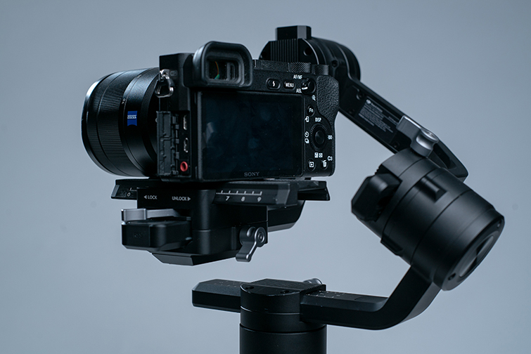 Hands-On Gear Review: The Versatile DJI Ronin-S Gimbal — Button Layout