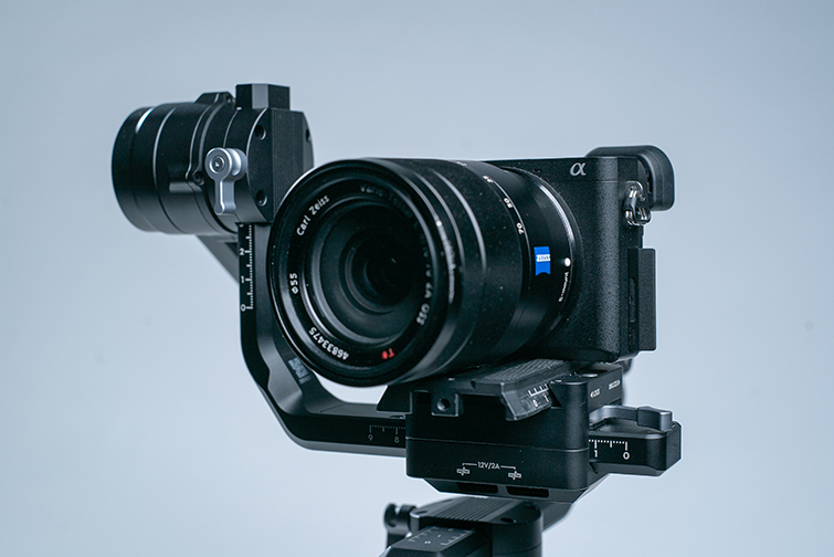Hands-On Gear Review: The Versatile DJI Ronin-S Gimbal — Upside-down Operation
