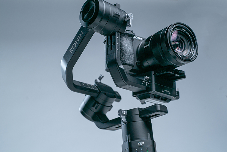 Hands-On Gear Review: The Versatile DJI Ronin-S Gimbal — First Look
