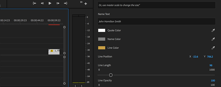 21 Free Motion Graphics Templates for Adobe Premiere Pro — Using/Customizing the Templates