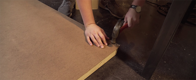 Learn How to Build Your Own Studio Set for Less Than $150 — Masonite Board