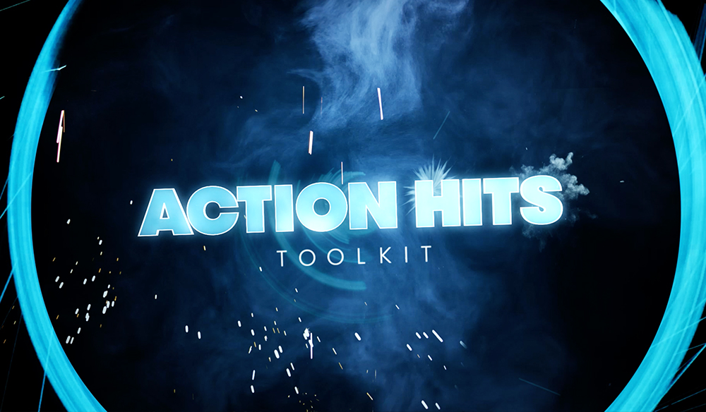 Action Hits Toolkit: 70+ FREE Action Compositing Elements