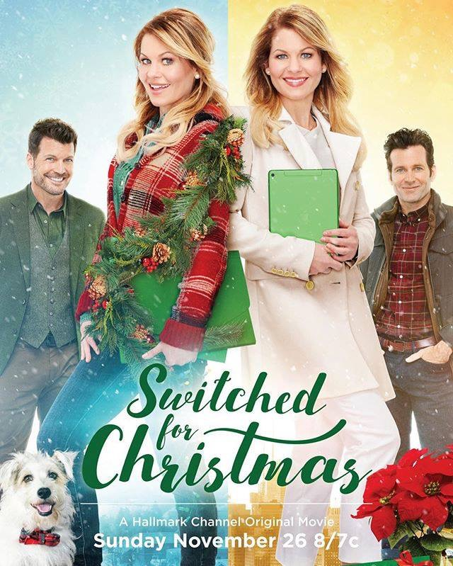 Interview: Tracy Andreen on the Romance of Writing for Hallmark — Switched for Christmas