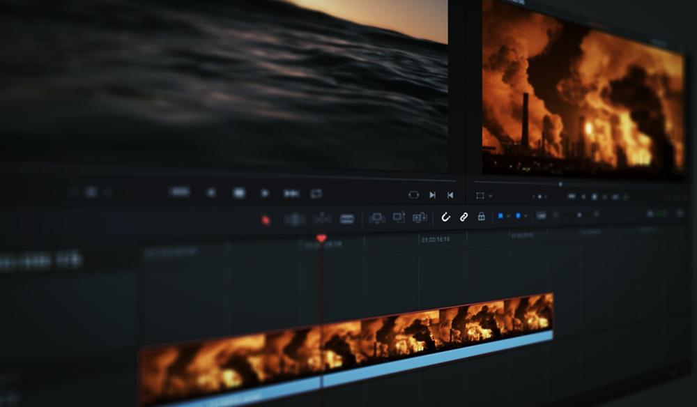 DaVinci Resolve 15 Video Crash Course — The Edit Page