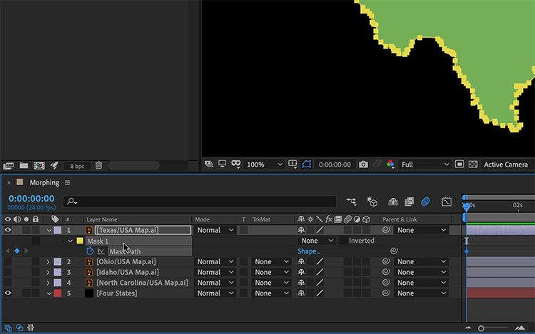 Video Tutorial: How to Morph Graphics Using Adobe After Effects — Autotrace