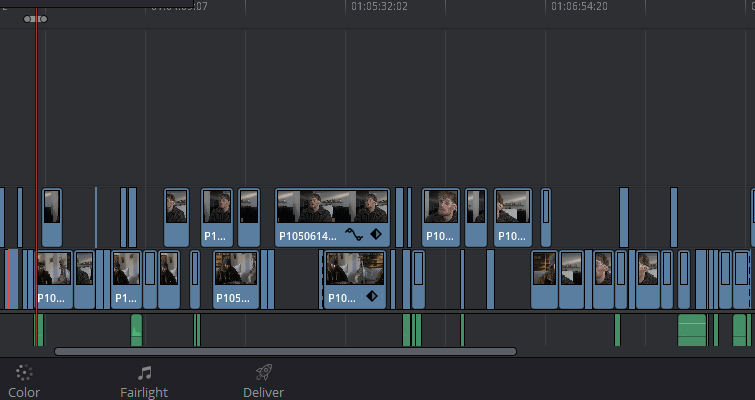 Blackmagic Just Released Resolve 15.2, and It's Packed with New Features — Clean up Timeline: After