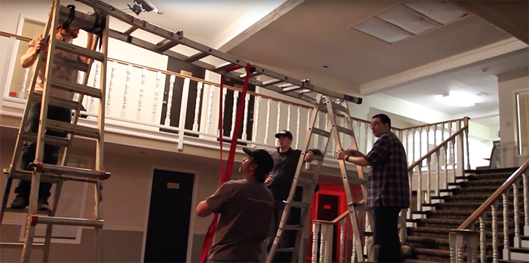 Production Tips: Getting Started with Low-Budget Stunt Coordination — Wire Work