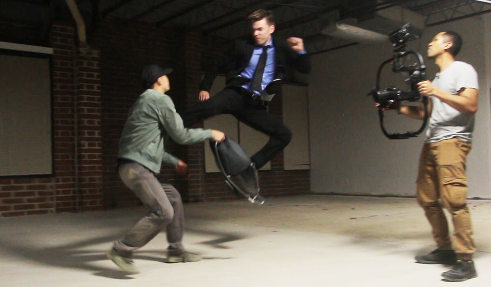 Filmmaking Tips: The Ins and Outs of Fight Scene Choreography