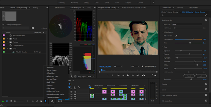 How to Get Better Color Grades Using Opacity Blend Modes — Recover Exposure