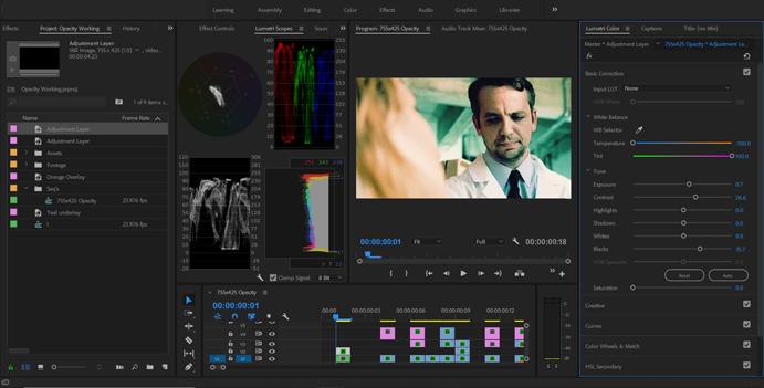 How to Get Better Color Grades Using Opacity Blend Modes — Soft Light Blend Mode