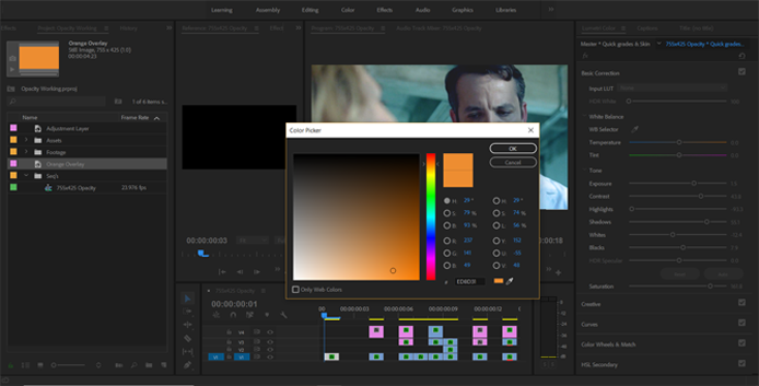 How to Get Better Color Grades Using Opacity Blend Modes — Highlights and Shadows