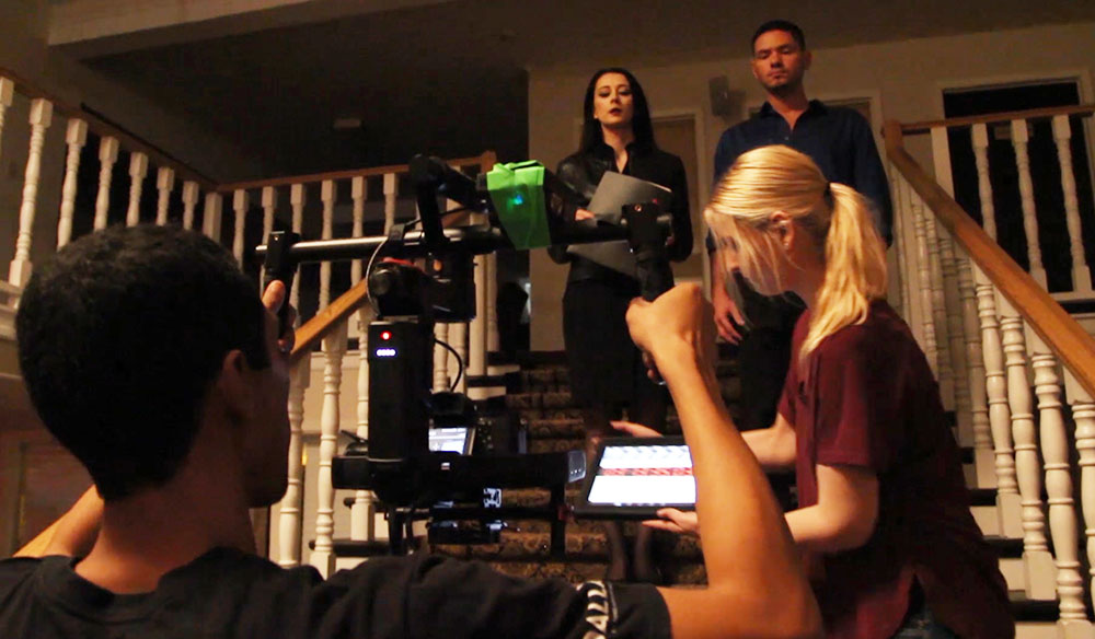 Getting Started in Effective Low-Budget Film and Video Production — Organize