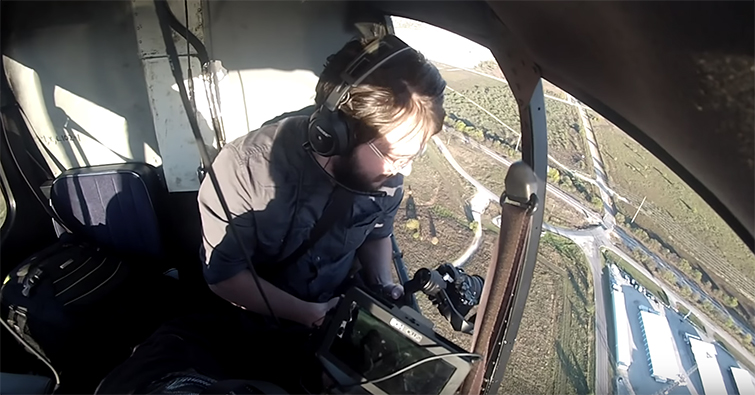 Shooting Accesible and Awesome Aerial Footage: Drone vs Helicopter — Living the Dream