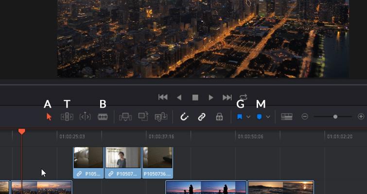 DaVinci Resolve 15 Video Crash Course — The Edit Tools — Trim Tools