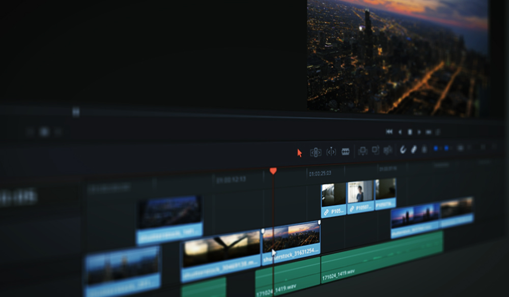 DaVinci Resolve 15 Video Crash Course — The Edit Tools