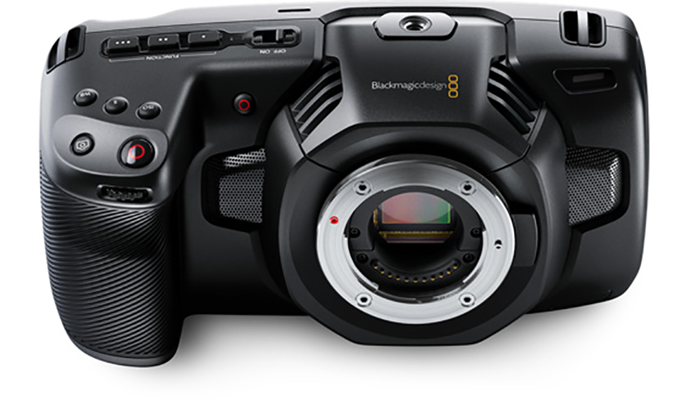 Hands On Review The Blackmagic Pocket Cinema Camera 4k