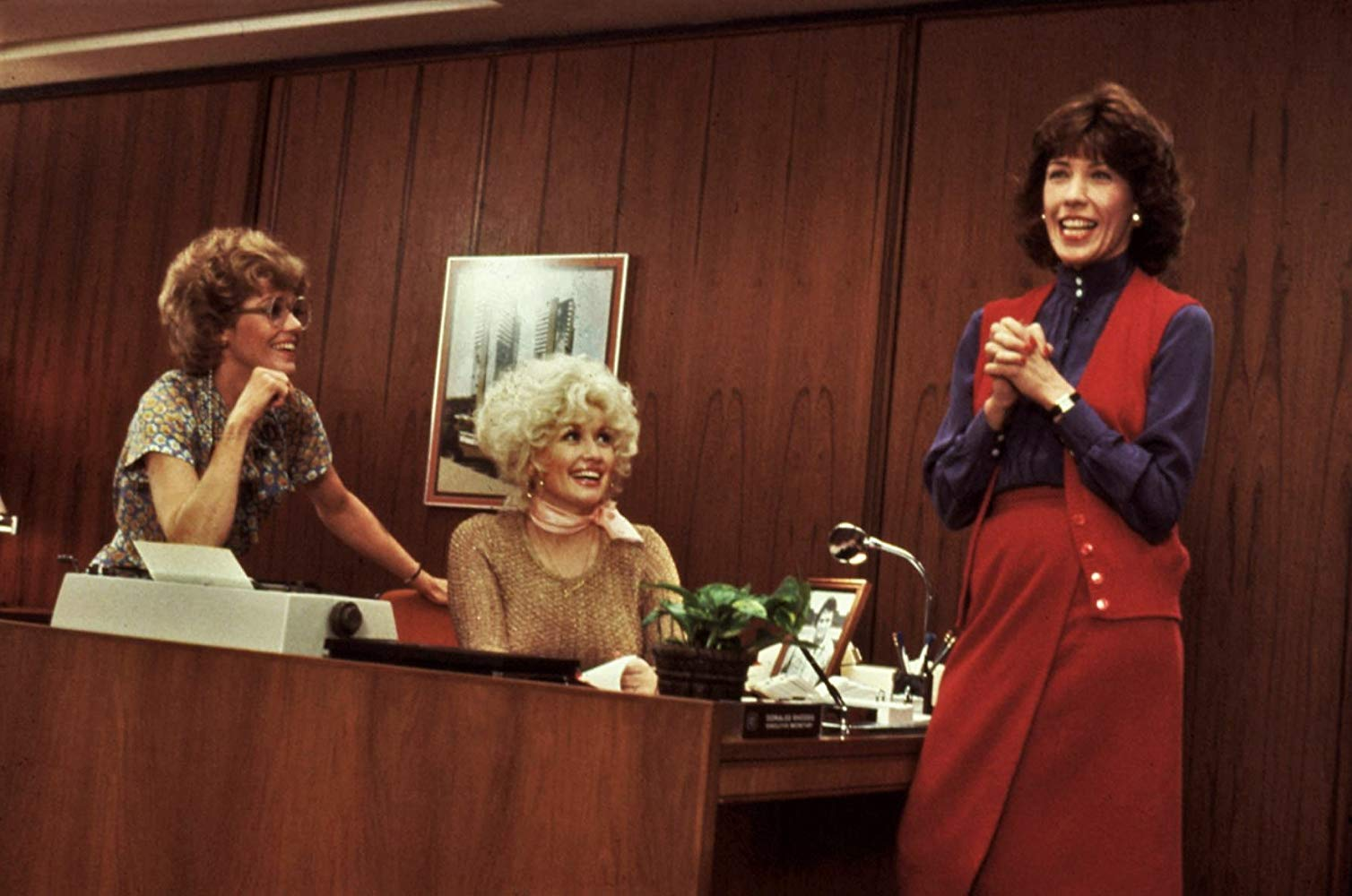 Screenwriter Patricia Resnick on Altman, Mad Men, and Working 9 to 5 — 9 to 5.