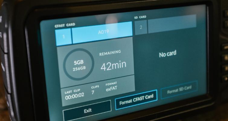 New Filmmaker Tips For Using The Blackmagic Pocket Cinema Camera 4K — Batteries and Storage