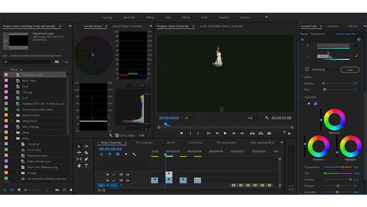 Post-Production Tip: Quick and Dirty Noise Reduction Without a Plugin — Hiding Noise