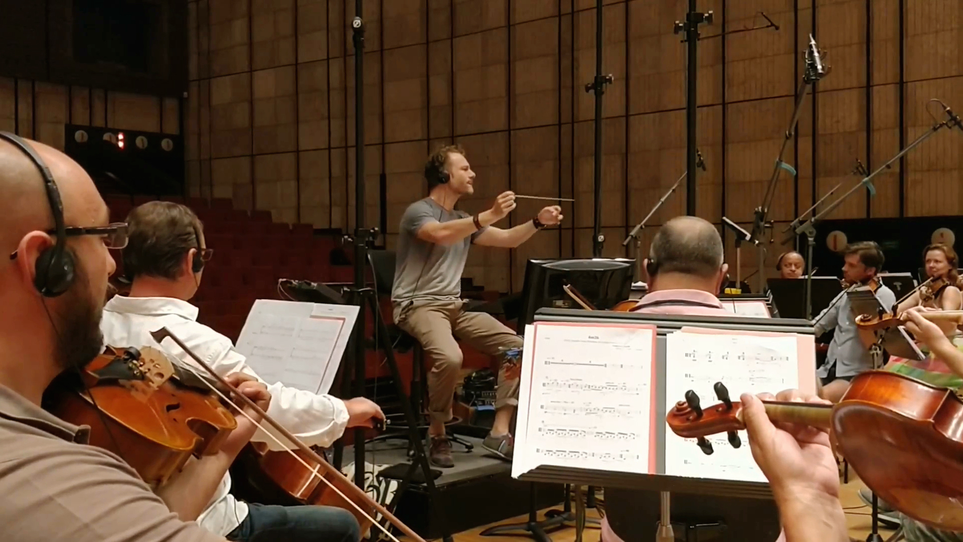 Interview: Composer Federico Jusid Makes Some Noise in Hollywood — Federico Jusid