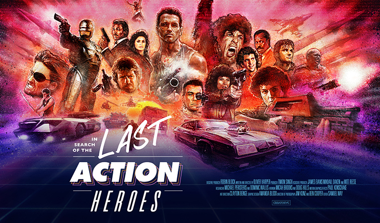 Interview: Tips for Crowdfunding Over $100,000 for Your Documentary Projects — In Search of the Last Action Heroes