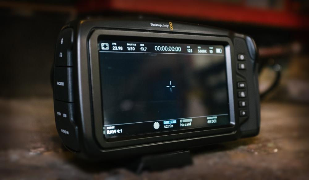 New Filmmaker Tips For Using The Blackmagic Pocket Cinema Camera 4k