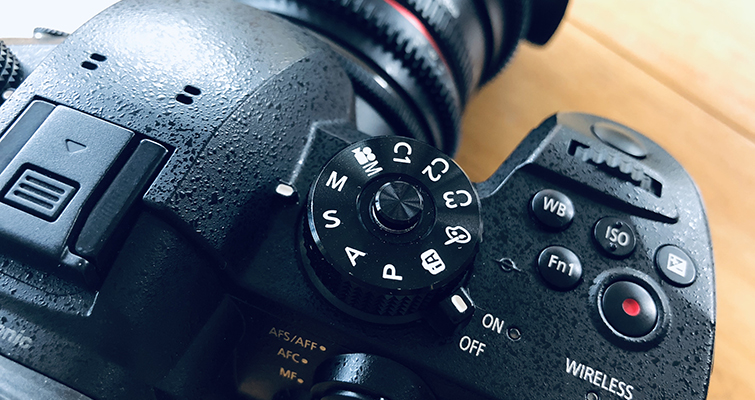 Video Tutorial: Improving Your Time-lapse Workflow for the GH5 — Choose Shooting Mode