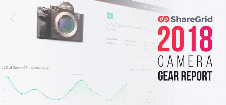 Industry Trends: The Most Popular Gear Rentals of 2018