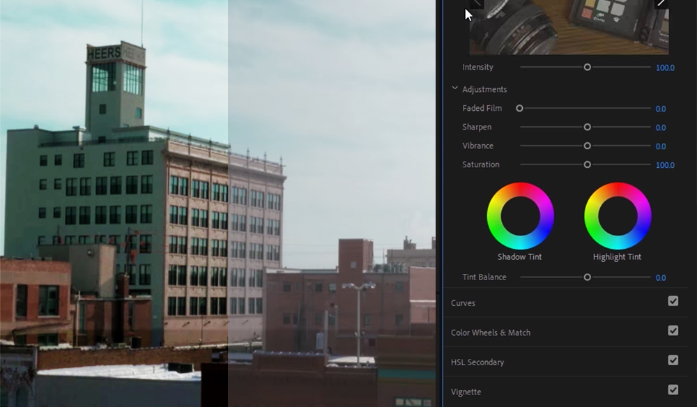 Get Better Results Using LUTs with Lumetri Color in Premiere Pro