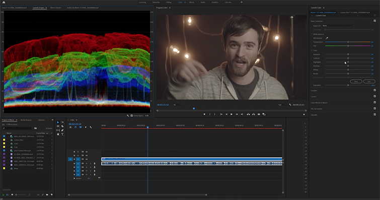 Roundup: 5 Awesome Editing Effects in Adobe Premiere Pro — Lumetri Color