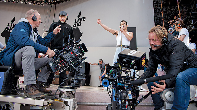 The Cameras and Lenses Behind 2019's Oscar-Nominated Films — Bohemian Rhapsody