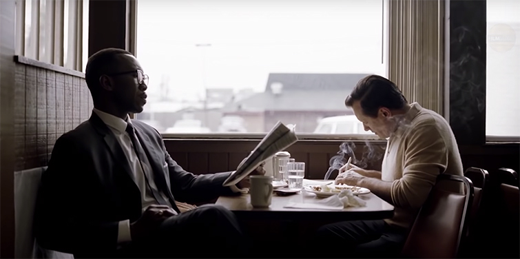 The Editor of Green Book Offers Insight into the Art of Balance — Production Workflow
