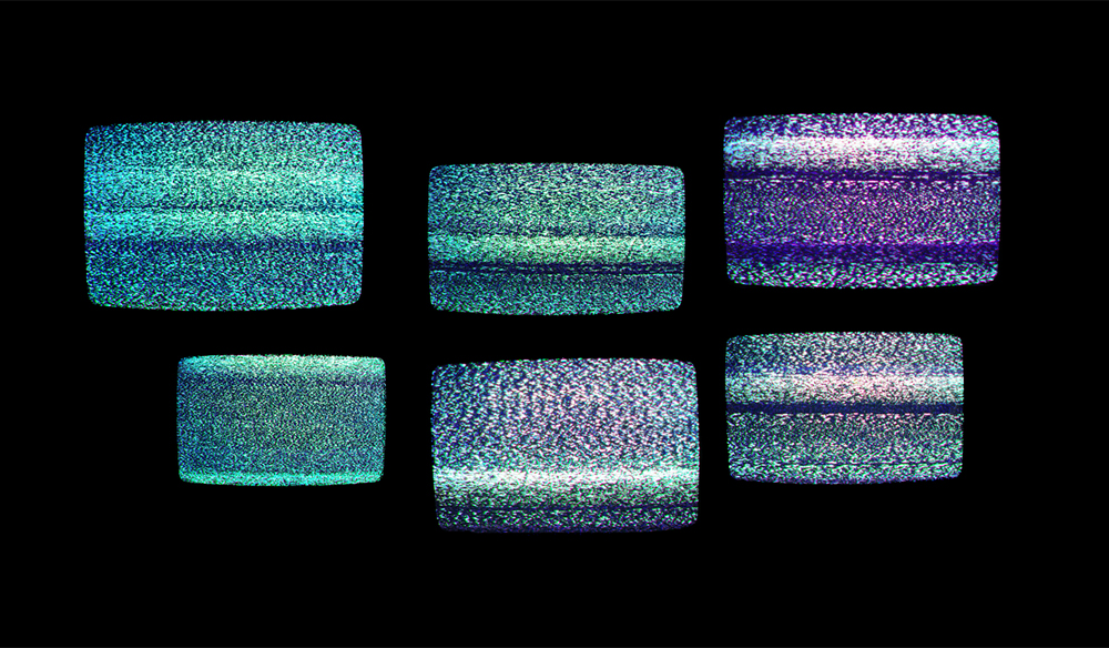Controlling High, Medium, and Low Image Noise Frequencies