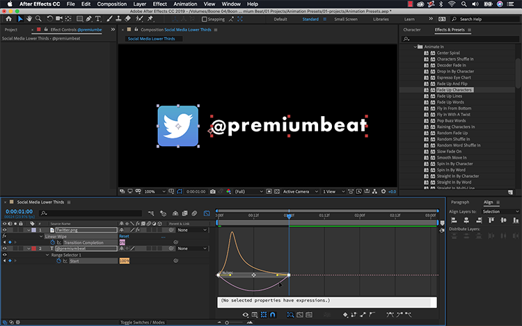 Video Tutorial: Harness the Power of Presets in Adobe After Effects — Customize Animations