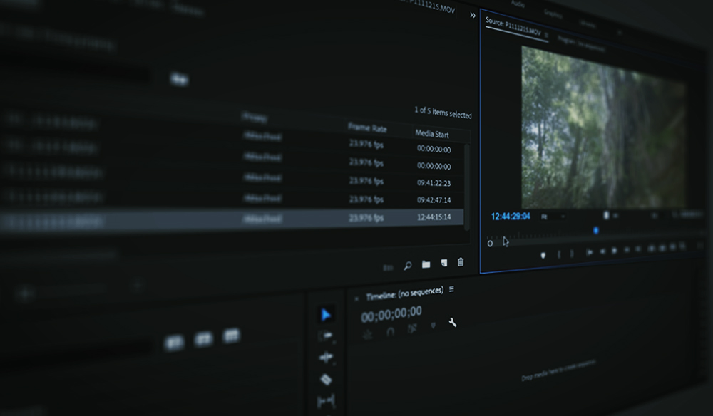 Working with High Frame Rate Proxies in Adobe Premiere Pro