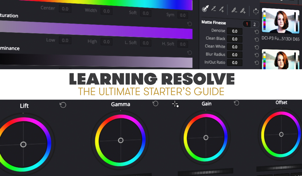 Davinci Resolve The Total Guide To The Best Free Video Editor Crop, retouch, and add filters to your images right from your browser. davinci resolve the total guide to the