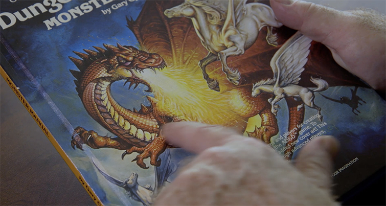 The Story Behind Editing a Movie About Dungeons and Dragons — Production Still
