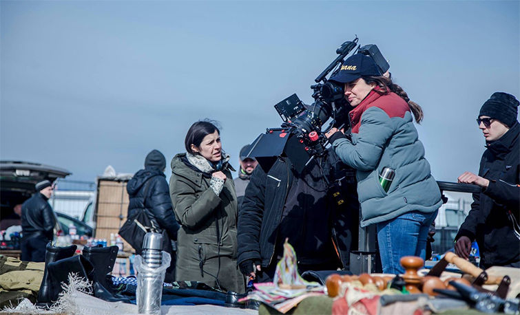 Industry Interview: Behind the Lens with Filmmaker Carolina Costa — Carolina at Work