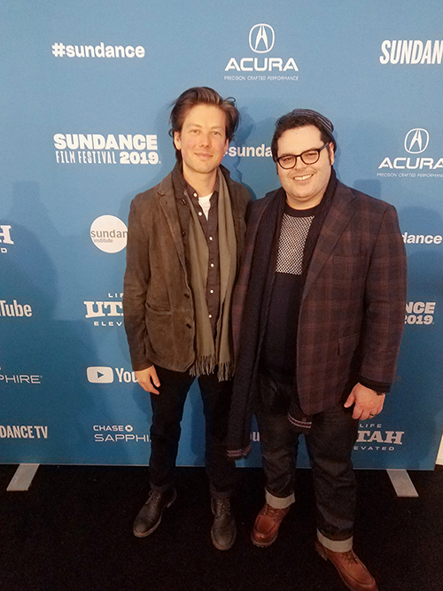 Round Table: Three Film Composers Converge on Sundance — De Vere and Gad