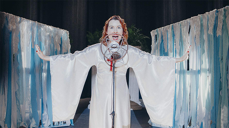 Round Table: Three Film Composers Converge on Sundance — Sister Aimee
