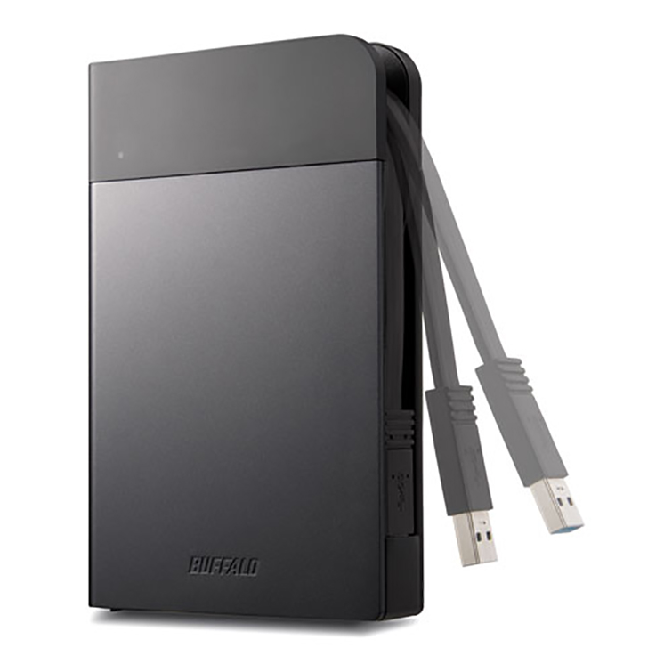Roundup: The Best Portable Hard Drives for Video Editing — Buffalo MiniStation Extreme NFC