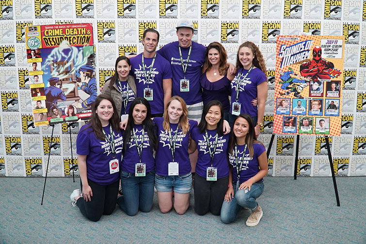 Industry Tips: Why Below-The-Line Talent Needs a Publicist — Impact24 at Comic-Con