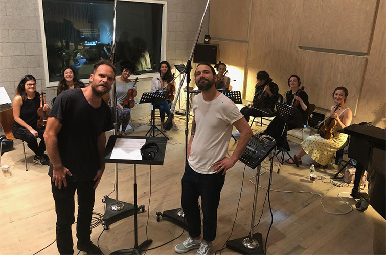 Industry Interview: The Composers Behind American Gods — Musicians
