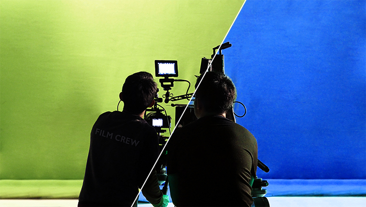 How to Shoot a Green Screen for Perfect Chroma Keying — Green/Blue Screens