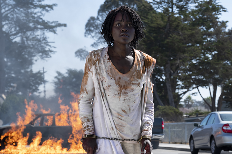 """The Editor of """"Us"""" on Working with Jordan Peele and the Horror Genre — Production Still"""