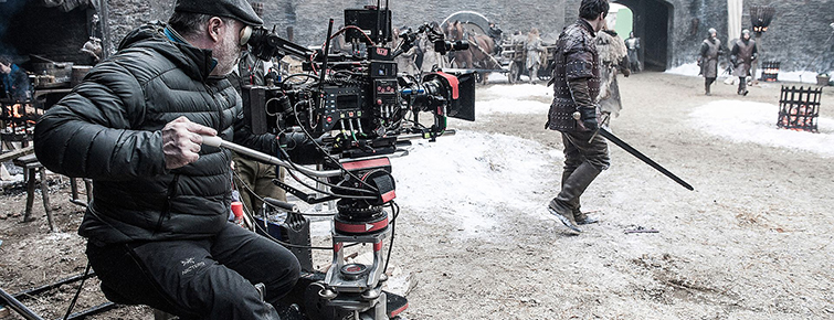 The Cameras and Lenses Behind the Scenes of HBO's Original Series — Game of Thrones