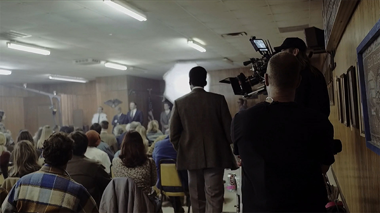 The Cameras and Lenses Behind the Scenes of HBO's Original Series — True Detective