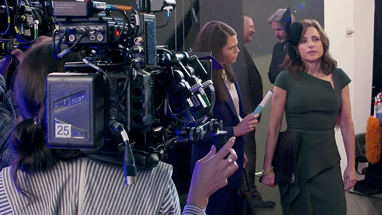 The Cameras and Lenses Behind the Scenes of HBO's Original Series — Veep