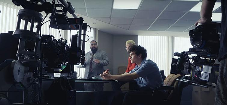 The Cameras Behind Popular Netflix Originals: Films and Series — Black Mirror