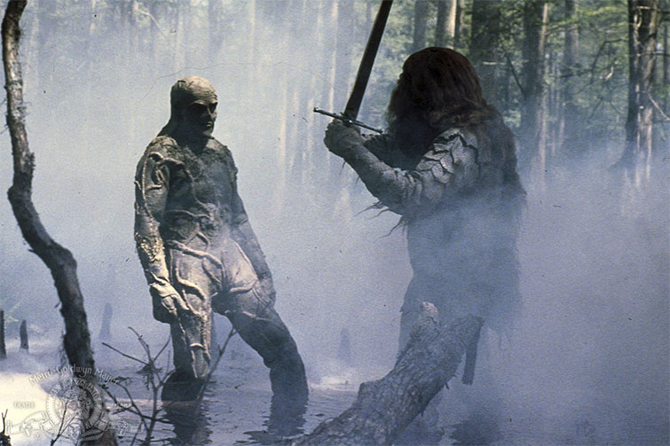 Back Issues: 5 Infamous Comic Book Movies from the 1980s — Swamp Thing